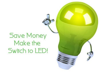 Save Money with LED